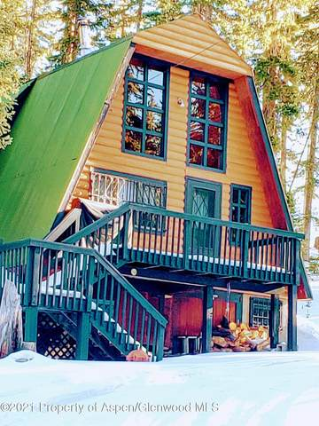 26824 Upper Twin Lake Drive, Cedaredge, CO 81413 (MLS #168510) :: Roaring Fork Valley Homes