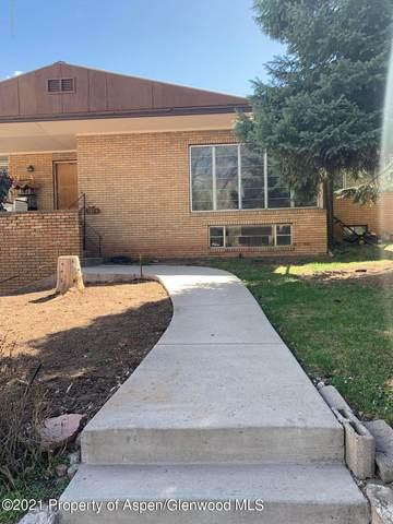 1014 Grand Avenue, Glenwood Springs, CO 81601 (MLS #168533) :: Western Slope Real Estate
