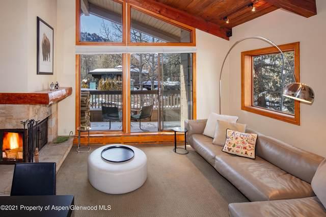 610 S West End Street Unit J-301, Aspen, CO 81611 (MLS #168534) :: Aspen Snowmass | Sotheby's International Realty