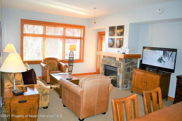 110 Carriage Way #3208, Snowmass Village, CO 81615 (MLS #168560) :: McKinley Real Estate Sales, Inc.