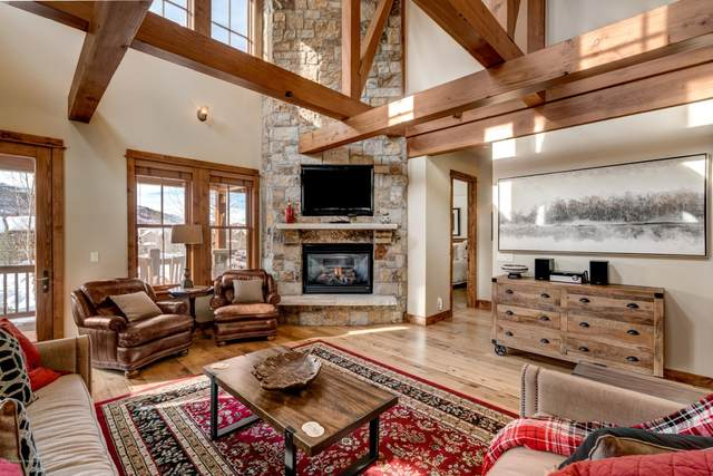 1329 Turning Leaf Court 26A-1, Steamboat, CO 80487 (MLS #168586) :: Roaring Fork Valley Homes