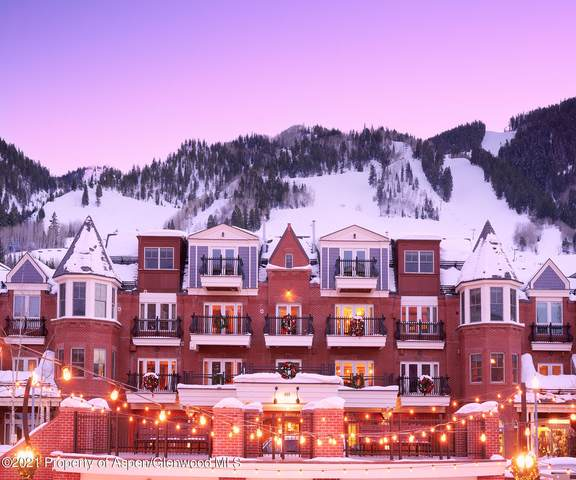 415 E Dean St. Unit 29, Wks 51/52, Aspen, CO 81611 (MLS #168593) :: McKinley Real Estate Sales, Inc.