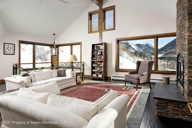 7200 Castle Creek Road, Aspen, CO 81611 (MLS #168615) :: Roaring Fork Valley Homes