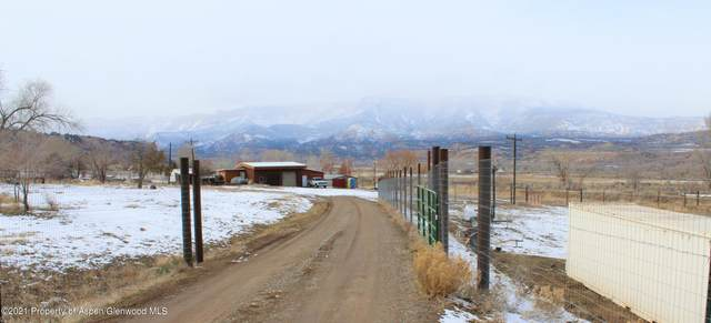 10991 320 County, Rifle, CO 81650 (MLS #168622) :: Western Slope Real Estate