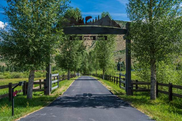 1900/1902 Snowmass Creek Road, Snowmass, CO 81654 (MLS #168683) :: McKinley Real Estate Sales, Inc.