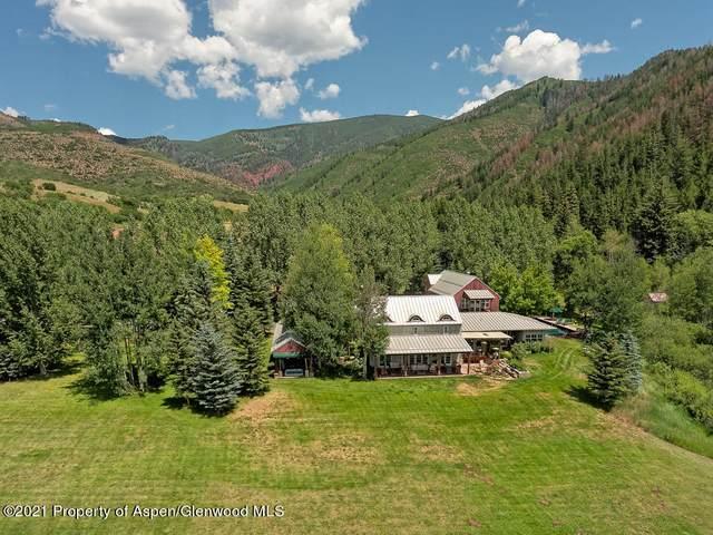 1060 Little Woody Creek Road, Woody Creek, CO 81656 (MLS #168721) :: McKinley Real Estate Sales, Inc.