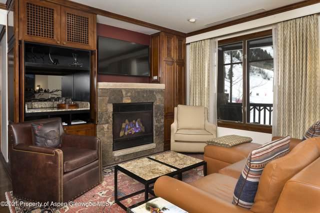 0197 Prospector Road Unit 2203 Winte, Aspen, CO 81611 (MLS #168724) :: Roaring Fork Valley Homes