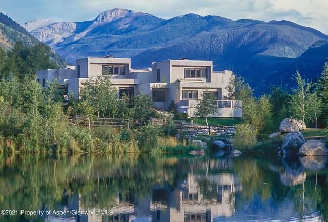 1440 Crystal Lake Road, Aspen, CO 81611 (MLS #168751) :: Roaring Fork Valley Homes