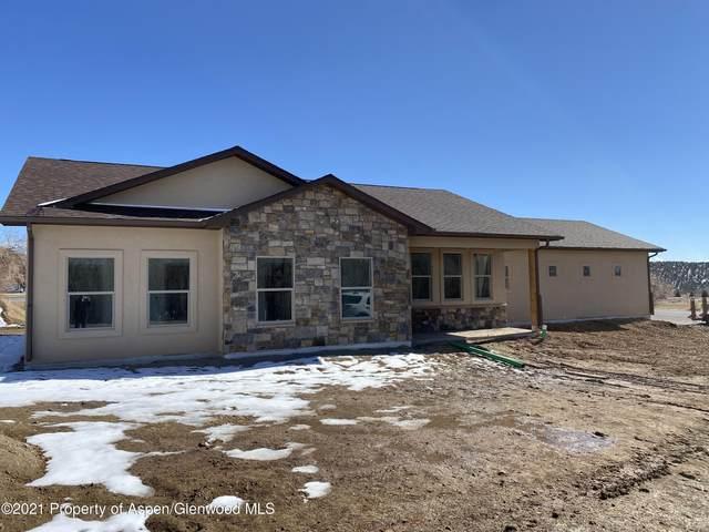 300 SE Sandstone Court, Cedaredge, CO 81413 (MLS #168771) :: Roaring Fork Valley Homes