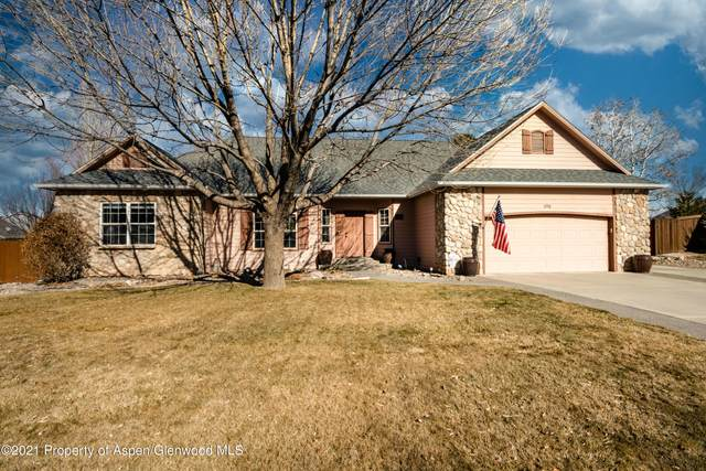 690 Country Meadows Drive, Grand Junction, CO 81507 (MLS #168776) :: Western Slope Real Estate