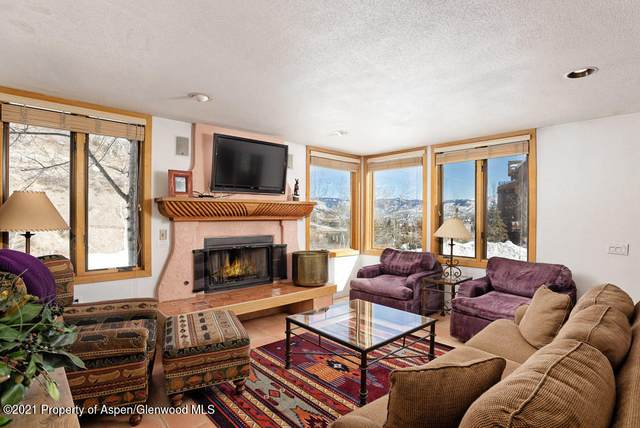 135 Carriage Way Unit 36, Snowmass Village, CO 81615 (MLS #168784) :: McKinley Real Estate Sales, Inc.