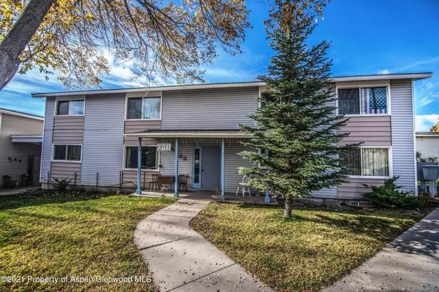 807 Legion Street, Craig, CO 81625 (MLS #168792) :: Roaring Fork Valley Homes