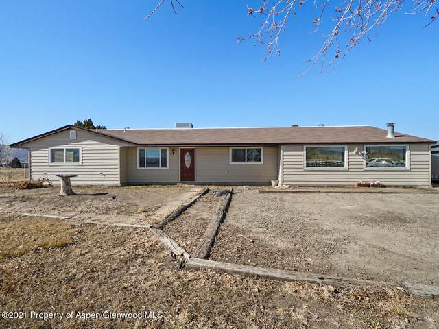 895 21 Road, Fruita, CO 81521 (MLS #168801) :: Roaring Fork Valley Homes