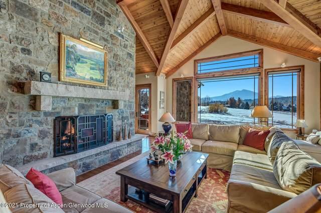 256 Bald Eagle Way, Carbondale, CO 81623 (MLS #168826) :: McKinley Real Estate Sales, Inc.