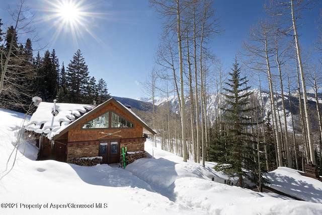88 Lower Hurricane Road, Aspen, CO 81611 (MLS #168827) :: Roaring Fork Valley Homes