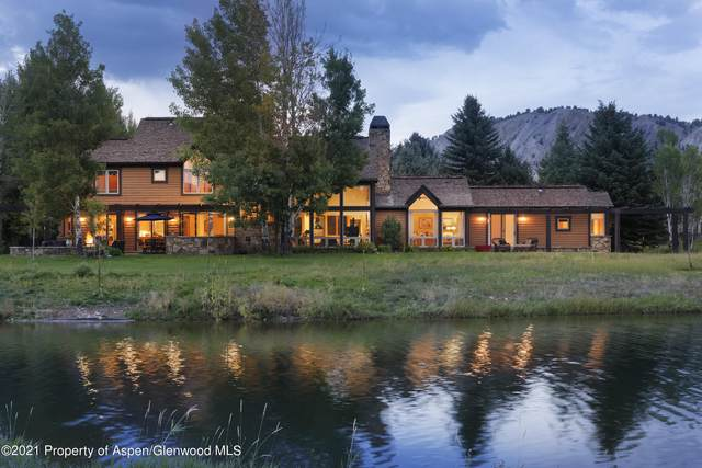 68 Bald Eagle Way, Carbondale, CO 81623 (MLS #168848) :: McKinley Real Estate Sales, Inc.