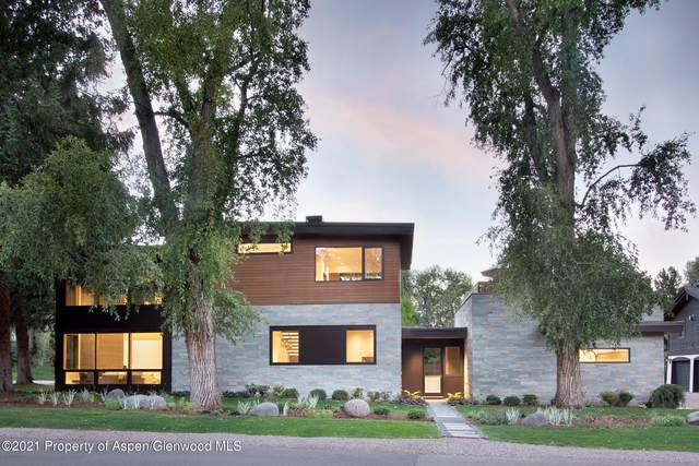700 W Smuggler Street, Aspen, CO 81611 (MLS #168861) :: Roaring Fork Valley Homes