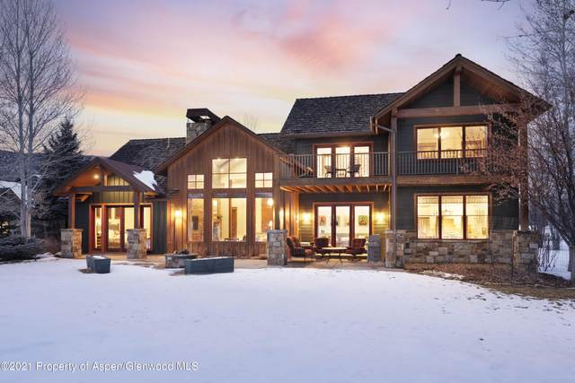 132 Diamond A Ranch Rd Road, Carbondale, CO 81623 (MLS #168870) :: McKinley Real Estate Sales, Inc.