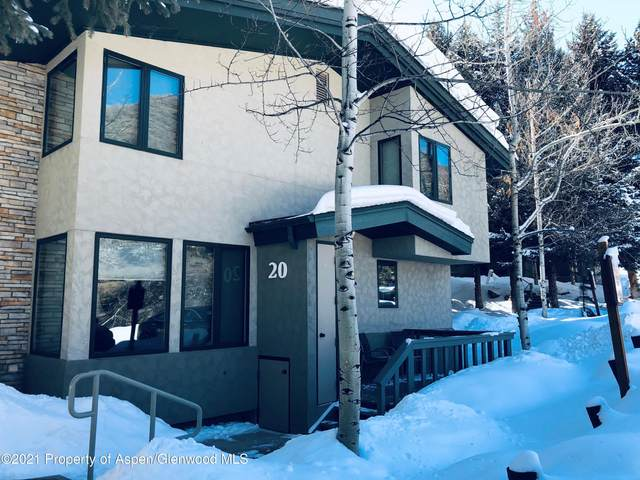 135 Carriage Way #20, Snowmass Village, CO 81615 (MLS #168885) :: McKinley Real Estate Sales, Inc.