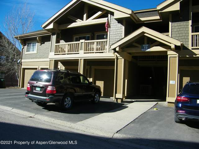 495 River View Drive #1503, New Castle, CO 81647 (MLS #168889) :: McKinley Real Estate Sales, Inc.