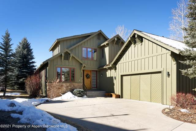 468 Settlement Lane, Carbondale, CO 81623 (MLS #168892) :: Western Slope Real Estate