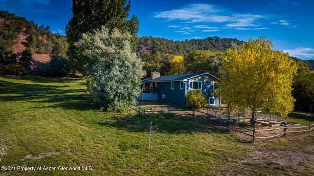 3044 Cattle Creek Road Road, Carbondale, CO 81623 (MLS #168903) :: McKinley Real Estate Sales, Inc.