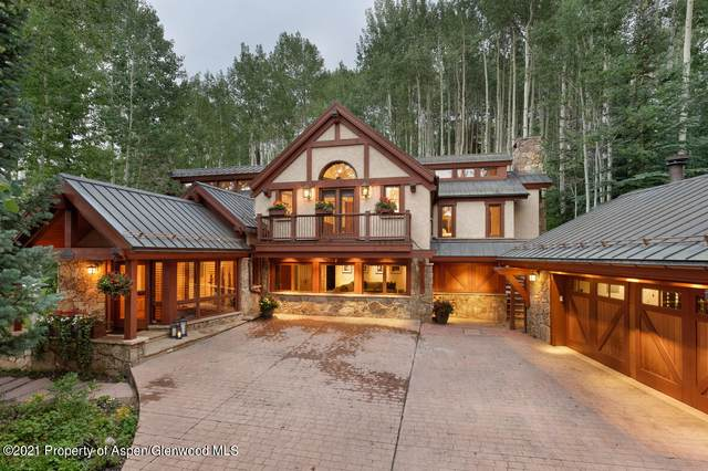 63 Elk Ridge Lane, Snowmass Village, CO 81615 (MLS #168905) :: McKinley Real Estate Sales, Inc.