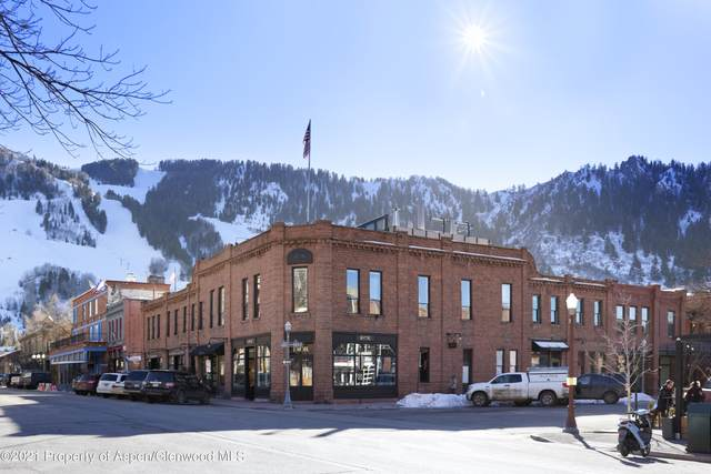 205 S Galena Street #11, Aspen, CO 81611 (MLS #168924) :: Roaring Fork Valley Homes