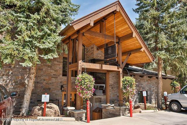 400 Wood Road 2211E, Snowmass Village, CO 81615 (MLS #168929) :: McKinley Real Estate Sales, Inc.