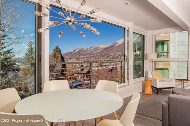 738 S Galena Street 3C, Aspen, CO 81611 (MLS #168932) :: McKinley Real Estate Sales, Inc.