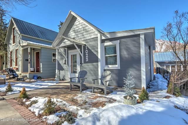 1023 Cooper Avenue, Glenwood Springs, CO 81601 (MLS #168933) :: McKinley Real Estate Sales, Inc.