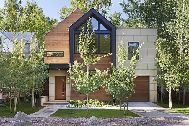 26 Smuggler Grove, Aspen, CO 81611 (MLS #168950) :: Roaring Fork Valley Homes