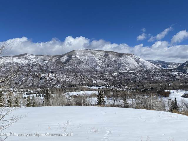 631 Pfister, Aspen, CO 81611 (MLS #169030) :: Roaring Fork Valley Homes
