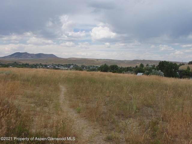 TBD Texas Avenue, Craig, CO 81625 (MLS #169071) :: Roaring Fork Valley Homes
