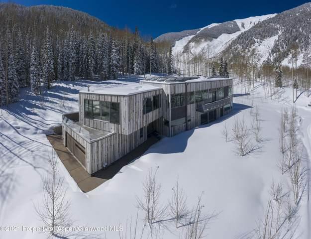 82 Winding Way, Aspen, CO 81611 (MLS #169081) :: Aspen Snowmass | Sotheby's International Realty