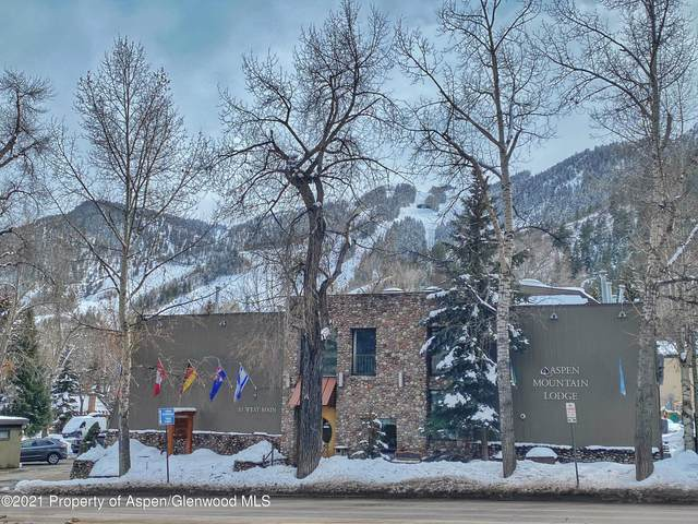 311 W Main Street #301, Aspen, CO 81611 (MLS #169083) :: Western Slope Real Estate