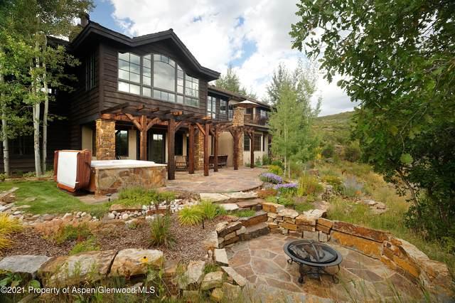 115 Saddleback Lane, Snowmass Village, CO 81615 (MLS #169123) :: Roaring Fork Valley Homes