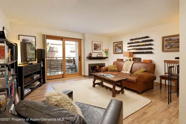 910 W Hallam Street Unit #5, Aspen, CO 81611 (MLS #169138) :: Western Slope Real Estate