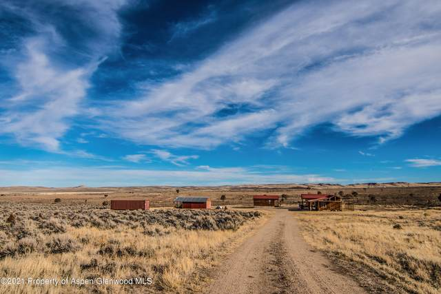 17 W County Road 85, Maybell, CO 81640 (MLS #169241) :: Roaring Fork Valley Homes