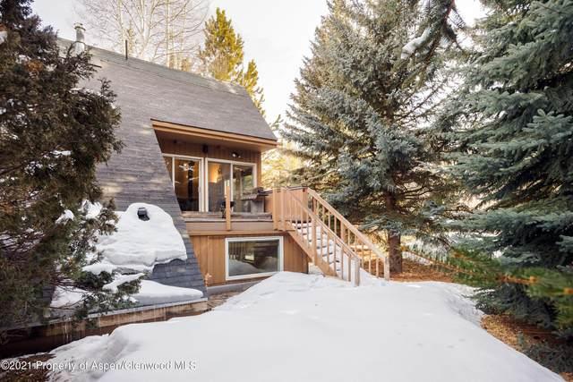 1213 Alta Vista Drive, Aspen, CO 81611 (MLS #169274) :: Aspen Snowmass | Sotheby's International Realty