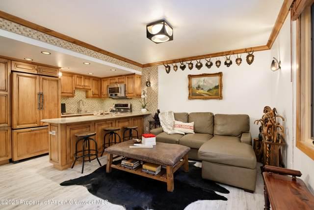 800 S Mill Street, Aspen, CO 81611 (MLS #169335) :: Roaring Fork Valley Homes