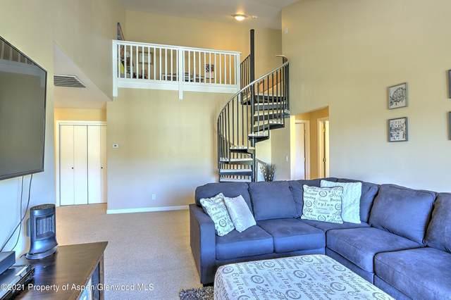 796 Castle Valley Boulevard Unit L, New Castle, CO 81647 (MLS #169395) :: Western Slope Real Estate
