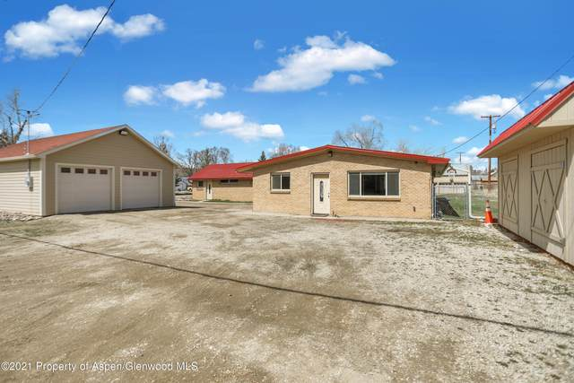 807 Tucker Street, Craig, CO 81625 (MLS #169402) :: Western Slope Real Estate