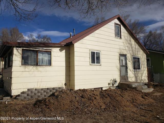 761 & 769 Colorado Street, Craig, CO 81625 (MLS #169404) :: Western Slope Real Estate