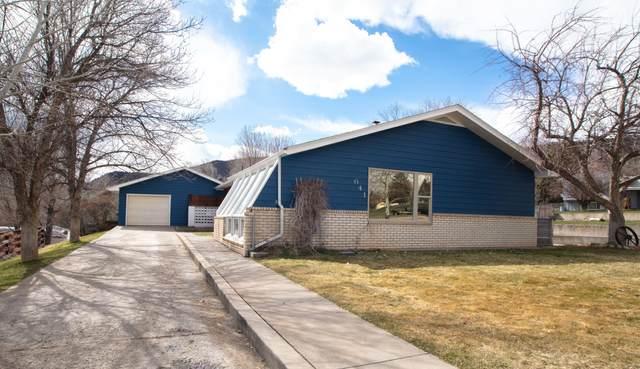 641 4th Street, Meeker, CO 81641 (MLS #169435) :: Western Slope Real Estate