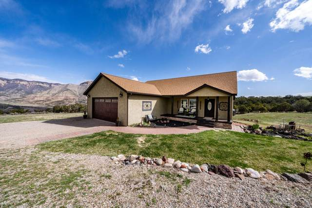 2883 County Road 301, Parachute, CO 81635 (MLS #169440) :: Western Slope Real Estate