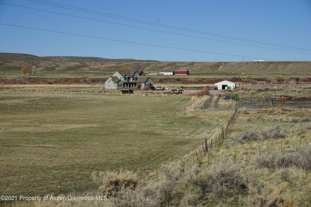 63322 W Highway 40, Maybell, CO 81640 (MLS #169441) :: Western Slope Real Estate