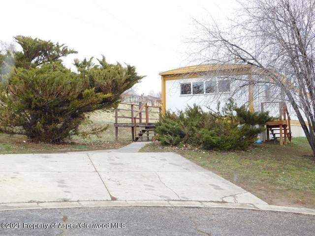 825 E 7th Street #18, Craig, CO 81625 (MLS #169530) :: Roaring Fork Valley Homes