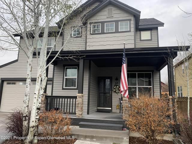 68 El Diente Way, New Castle, CO 81647 (MLS #169542) :: Roaring Fork Valley Homes