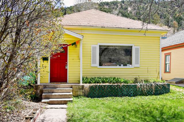 824 Palmer Avenue, Glenwood Springs, CO 81601 (MLS #169555) :: Roaring Fork Valley Homes